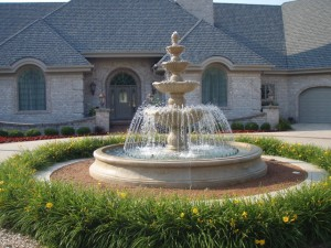 Consider These Aspects Of Large Outdoor Water Fountain While ...