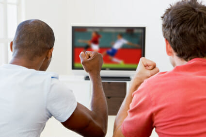 How To Get Your Kids To Watch Sports Games
