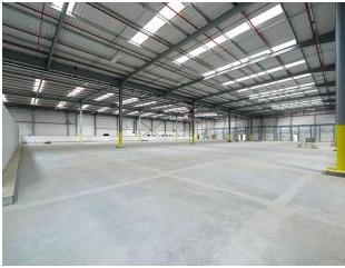 Creating An Efficient Distribution Centre