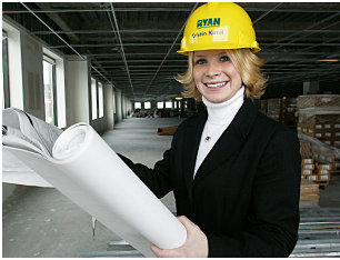 Women Encouraged To Enter Construction Industry