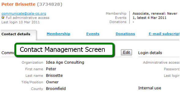 How Do You Currently Manage Your Membership Database or Mailing List?