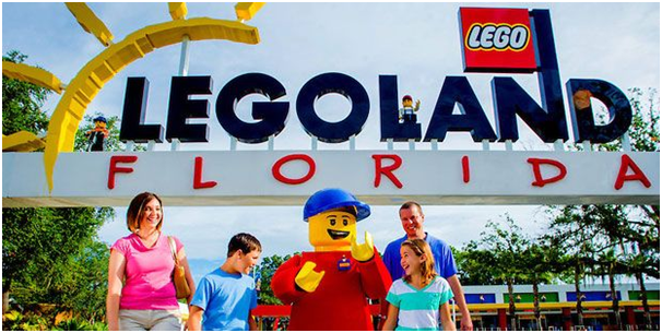 Spend A Day At Legoland