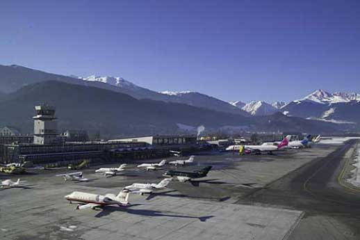 Innsbruck Airport Guide