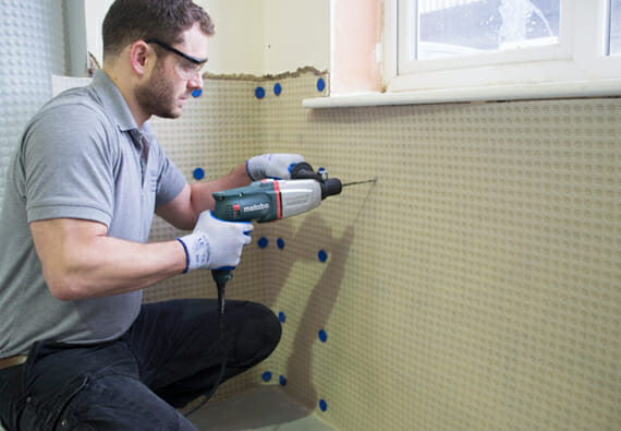 Damp Proofing Is One Of The Basic Needs Of Any Building, How