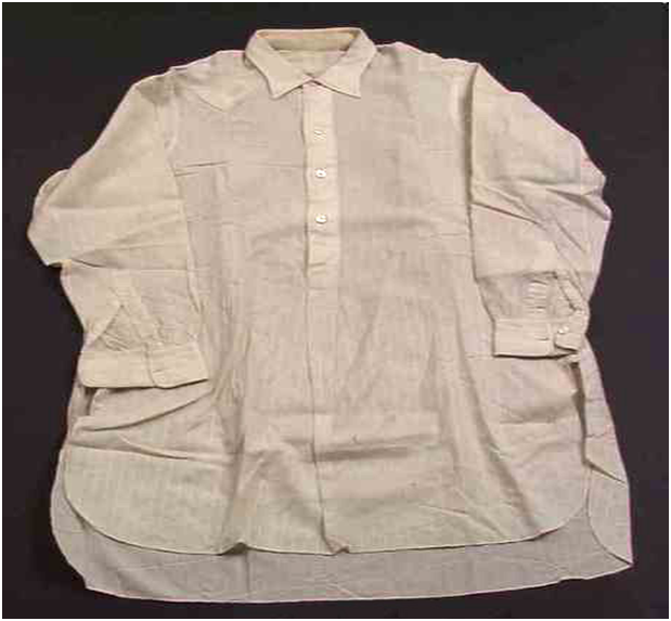 A Short History Of The Shirt