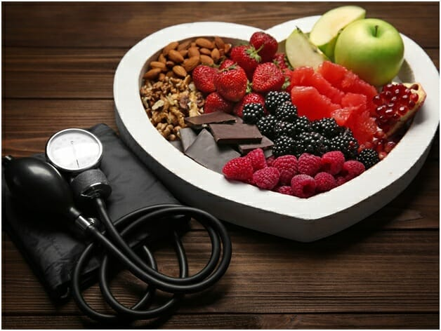 Diet for a healthy heart